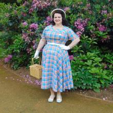 Shuttleworth summer dress