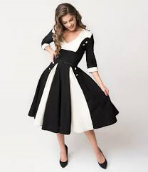 unique-vintage-lydia-dress