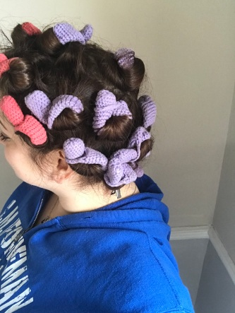 curlettes curlers back view