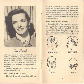 jane russell setting pattern